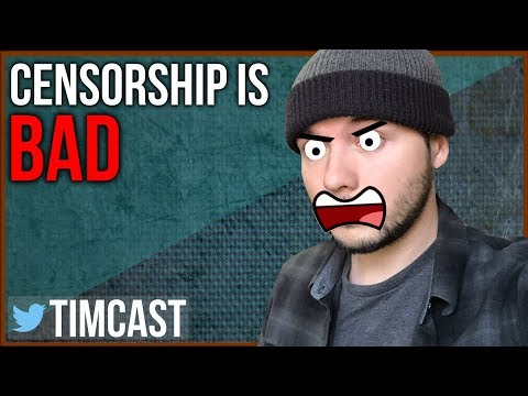 Censorship is Wrong, We Must Guarantee Free SPeech