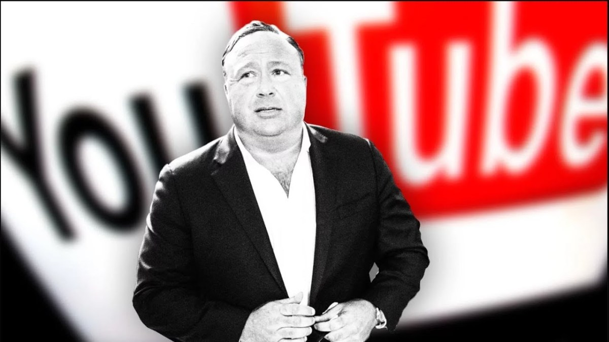 The Truth About Alex Jones And InfoWars Being Banned