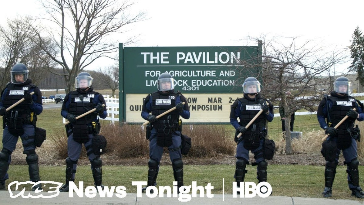 Alt-Right Crackdown & Trump Space Force: VICE News Tonight Full Episode (HBO)