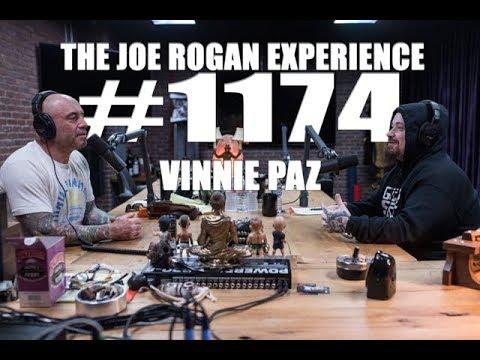 Joe Rogan Experience #1174 - Vinnie Paz