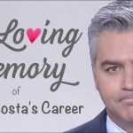 In Loving Memory of Jim Acosta's Career