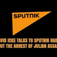 David Icke Talks To Sputnik Radio About The Arrest Of Julian Assange
