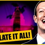 Facebook Founder BEGS FOR MORE GOVERNMENT!