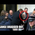 Julian Assange Dragged Out Of Ecuadorian Embassy On Federal Conspiracy Charges! All Angles + More.