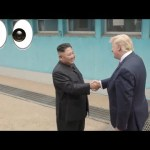 Trump MAKES HISTORY By Crossing DMZ Line Into North Korea With Kim Jong Un! Watch.
