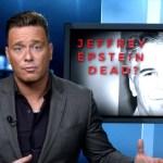 BREAKING:  Jeffrey Epstein DEAD?