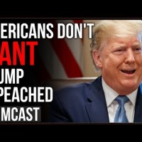 Americans DONT Want Trump Impeached, Think Media Is LYING To Stop Him