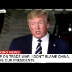 "Trump Says He Has ""The Absolute Right"" To Order U.S. Companies Not To Do Business With China!"