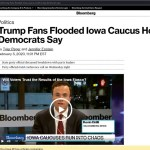Democrats Already Blaming Trump Supporters For The Iowa Caucus DISASTER