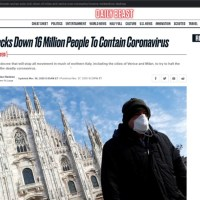Italy Just Quarantined 16 MILLION People, Governments Say Hard Lockdowns Are Coming Get Ready