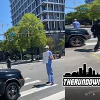 Media Caught Staging Nurse Stopping Traffic Pictures in Virginia on Video