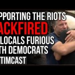 Democrats Support For Riots BACKFIRED As Locals Are FURIOUS Over Destruction, Trump Takes Lead In WI