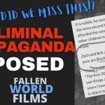 Exposing Subliminal Propaganda