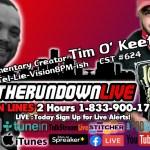 #624 Guest: Tim O' Keefe, Depop 25, Tell Lie Vision, Deagel, Population Forecast