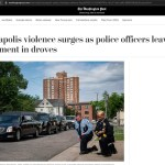 Defund Police And Riots Trigger Mass Exodus Of Cops In MN Resulting In Crime Waves
