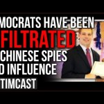 Democrats INFILTRATED By Chinese Spies, Video Shows Chinese Professor BRAGGING Biden Is Compromised