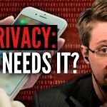 Privacy: Who Needs it