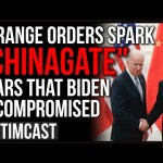 "Biden Suspends Trump Rules Blocking Chinese Propaganda And Infiltration Sparking Fear Of ""Chinagate"""