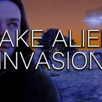Fake Alien Invasion | Dystopian Sci-Fi Short Film
