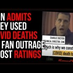 CNN ADMITS They Used Covid Deaths To Prop Up Their Ratings, Project Veritas PROVES It, It's Morbid