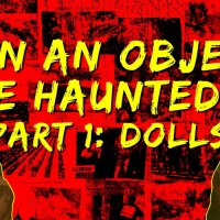 Can an Object be Haunted?