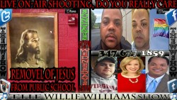 Live On-Air Shooting, Do you really Care TheWWShoW