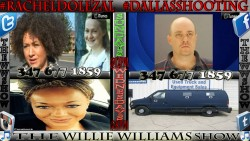 #RachelDolezal #DallasShooting TheWWShoW