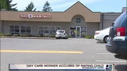 31 yr old Daycare Worker, Claims He 'Accidentally' Raped 5 Year Old Girl