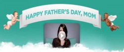 Happy Father's Day, Mom!' Angel Soft Ad Except TheWWShoW