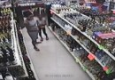 Florida Mother of the year Coaches Her 7 year old Daughter to steal Tequila from Liquor Store