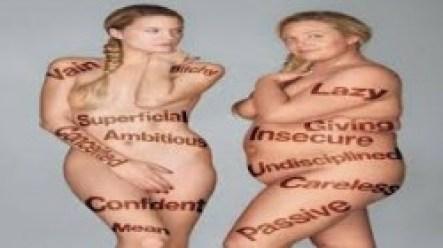 Fat Bi@$%'s vs Skinny Bi@$%'s Fat Shaming is B.S.