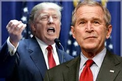 Trump, Bush continue Battle over 9/11 Remarks and Jeb don't Like it