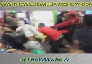 Fight at Chuck E Cheese Dude Beat the Sh&t out of a Black Queen