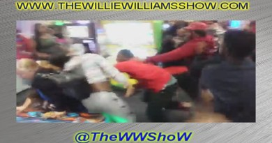 Fight at Chuck E Cheese