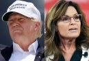 Sarah Palin Has Endorsed GOP Candidate Donald Trump