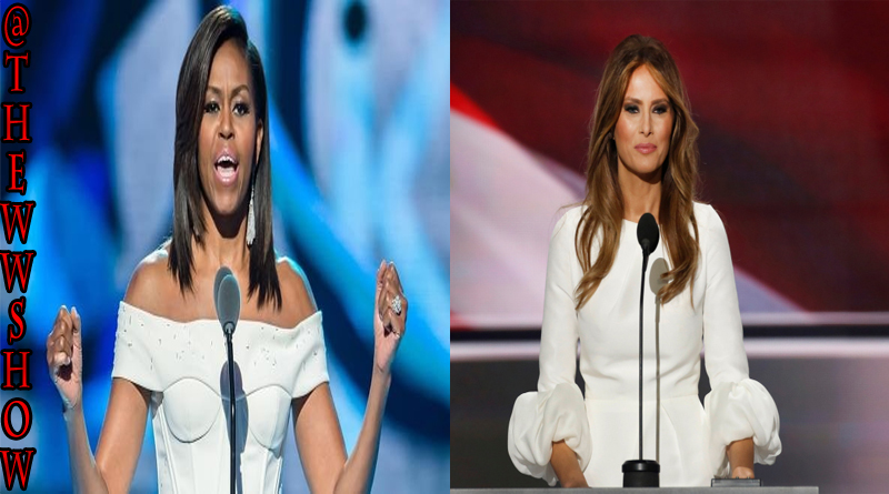 Melania Trump Speech At the RNC, Was This on Purpose
