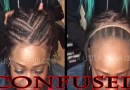 Lace Front Convertible Weave, Wig, on A Beautiful Queen