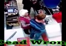 White Man Knocks Out A Elderly White Queen
