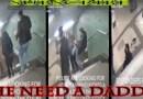 Berlin Man Kicks A Woman Down A Flight of Subway Stairs