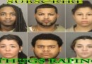 "Gang Members Plead Guilty To Kidnapping, Torture and Rape ""Real Ni$$as"""