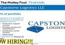 Warehouse Clerk Capstone Logistics – Kissimmee, FL 34758 $11 – $13 an hour