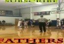 Lil White Boy Makes A Free Throw And Then This Happens