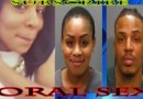 """Pretty Queen Gives """"Oral Sex"""" to A Playa in Jacksonville Courthouse"""