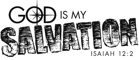 God is my Salvation