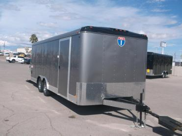 2015 Interstate Pro-Series 20ft Car Hauler