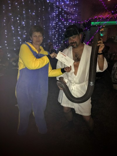 Cousin Eddie and Minion
