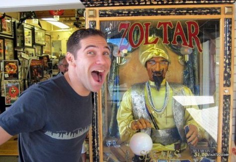 Zoltar - make a wish! (think: Big)