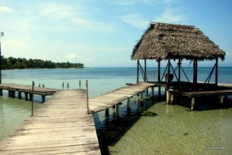 This is a hostel? It was our home base while island hopping in Bocas del Toro Panama