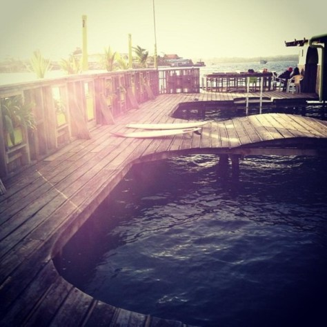 photo from Foursquare - Aqua Lounge pools - Bocas del Toro nightlife Panama