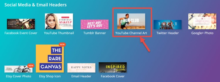 How to Create Awesome Youtube Channel Art-02